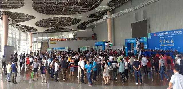 正旭空气能亮相中国国际(广东)节能环保展