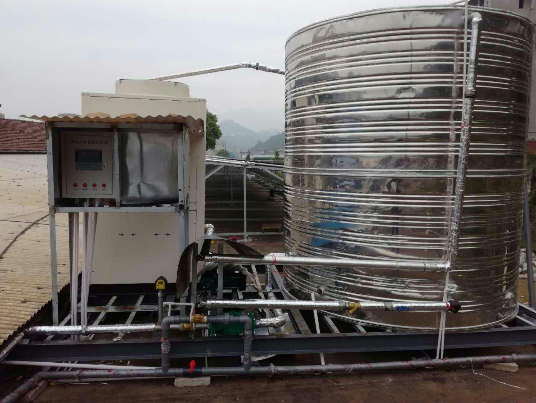 秭归县惠农食品有限公司热水项目