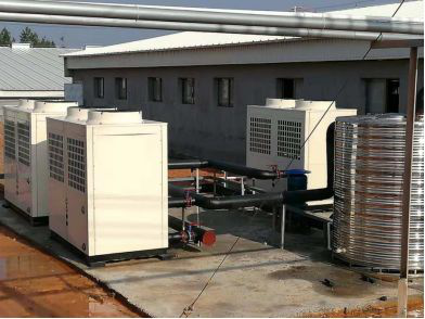 养殖场热泵采暖