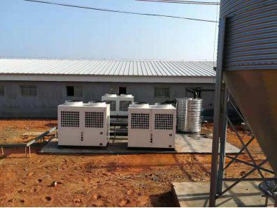 热泵采暖养殖场